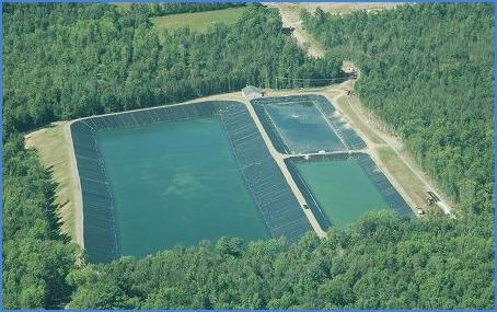 Corinna maine corinna sewer district for Design of wastewater stabilization ponds